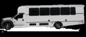 28 Passenger Shuttle Bus Las Vegas