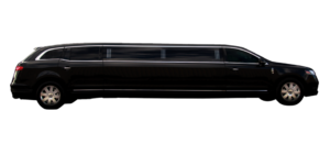 Lincoln MKT Town Car Stretch (Black)