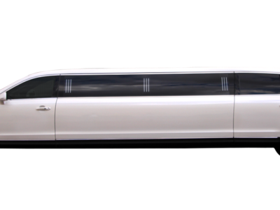 Lincoln MKT Town Car Stretch (White)